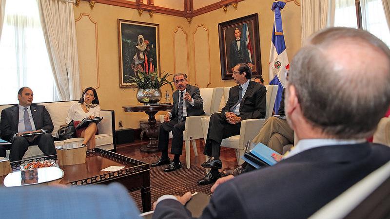Presidente Medina y Mipymes