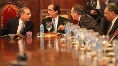 Presidente y ministros