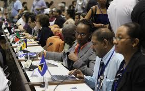 Reunión del ALBA en Cuba