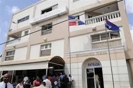 Fiscalía Santo Domingo