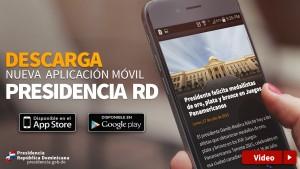 Aplicación móvil gobierno