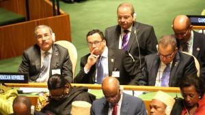 Danilo en debate ONU
