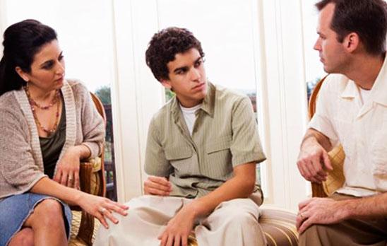 Hablando con adolescentes obstinados