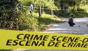 escana del crimen
