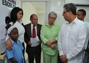 Inician prograna salud pediátrica en Haina