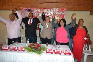 Reformistas SDE proclaman a Manuel Jiménez
