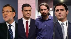 Candidatos presidenciales de españa