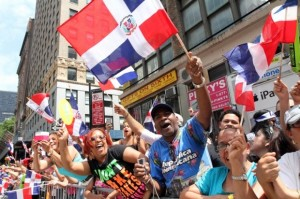Dominicanos en New Yorck