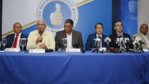 El PRM reclama diputados