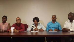Organizaciones llaman a apoyar paro