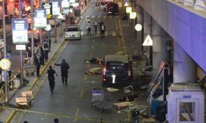 atentado suicida en aeropuerto Estambul