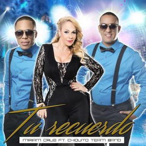 Mirian Cruz con Chiquito Team Band