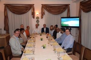 Turismo y Embajada dominicana en Trinidad y Tobago