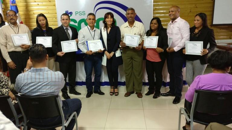 SRSM reconoce empleados