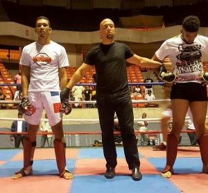Carlos Matos y José Luis Méndez