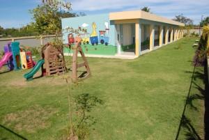 Escuela en Higüey