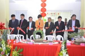 Inauguran centro cultural