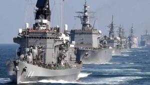 Japón y EEUU inician maniobras en el Pacífico