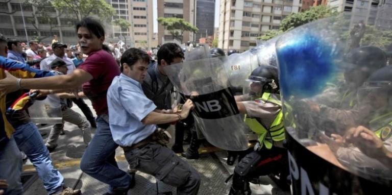 Muere joven en venezuela