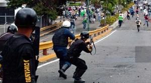 GNB-reprime-estudiantes-Venezuela