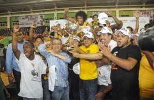 club Rafael Barias se coronó campeón