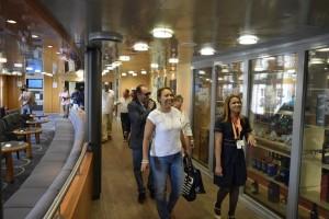 Ferries del Caribe presenta nueva nave