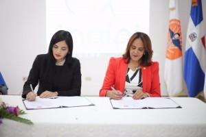Inaipi y Peditría firman acuerdo