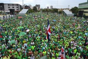 Marcha Verde exige
