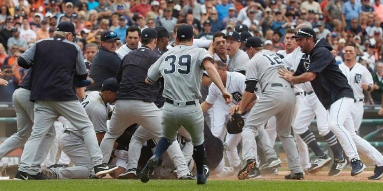 Yankees y Detroit protagonizan la pelea