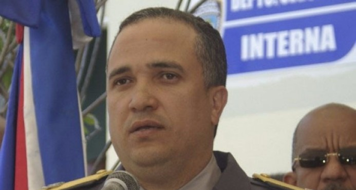 mayor general Ney Aldrin Bautista Almonte