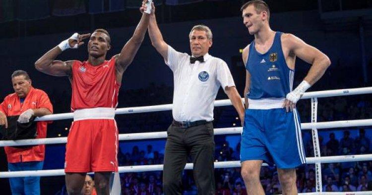 Cuba conquista mundial de boxeo