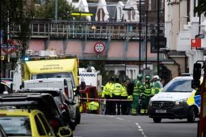 Detienen segundo hombre sospechoso ataque metro Londres