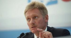 El portavoz presidencial ruso Dmitri Peskov