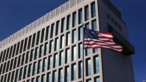 Embajada EEUU en Cuba