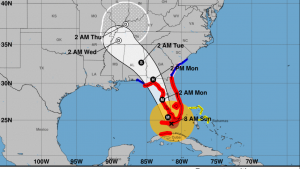 Irma en la Florida