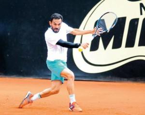 Víctor Estrella avanza al torneo Challenger en Bogotá