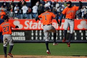 Astros derrotan a los Dodgers y colocan Serie Mundial 2-1