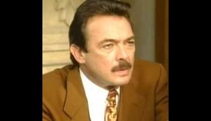 Actor Claudio Báez