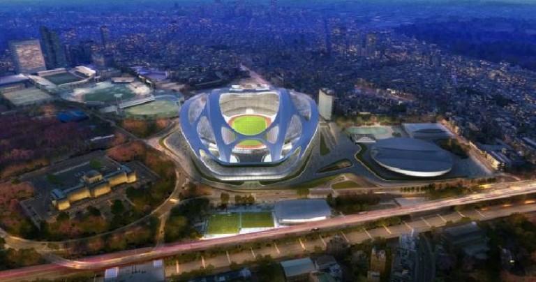 Estadio Tokio-Japón