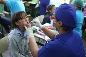 Operativo higiene bucal