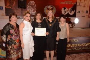 Anmepro recibe reconocimiento