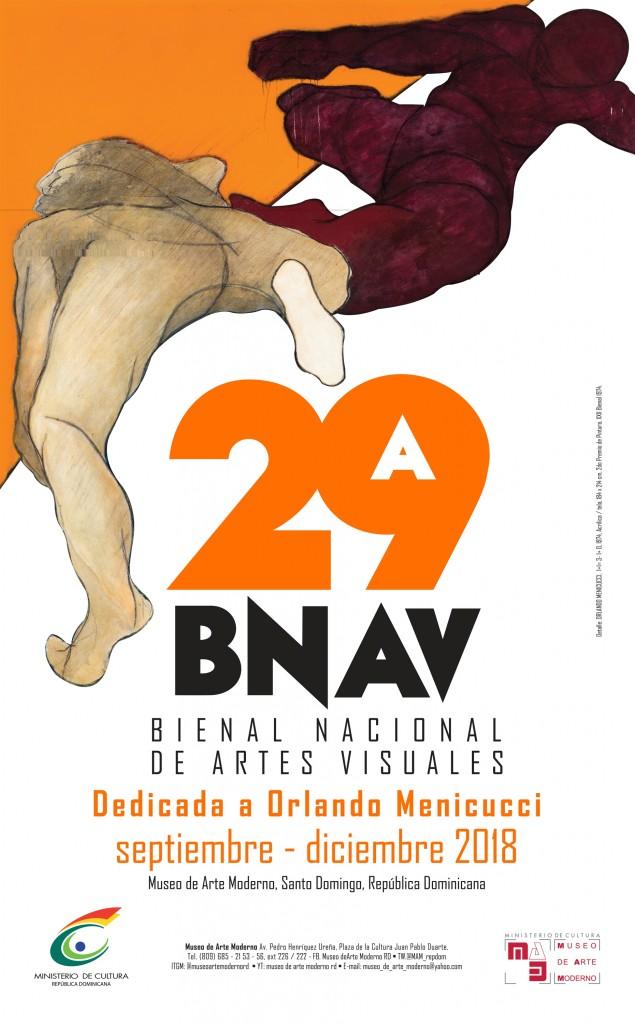 Afiche 29 BNAV 2018