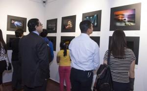Banreservas abre exposición de fotos