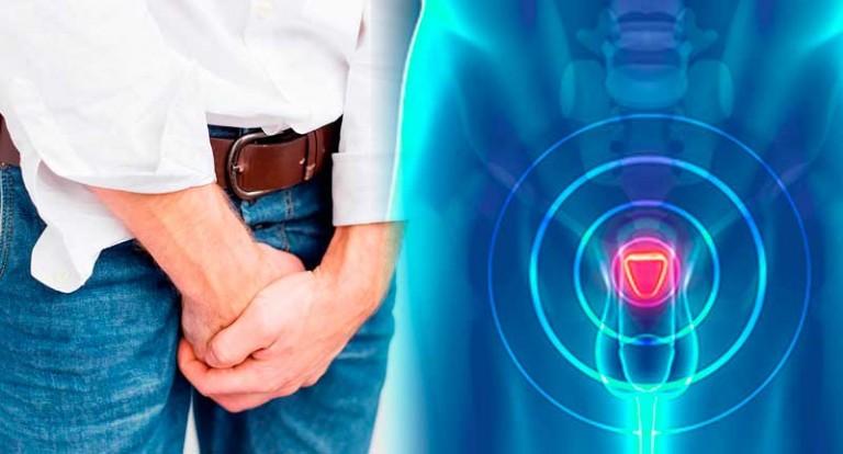 Mal de la prostata