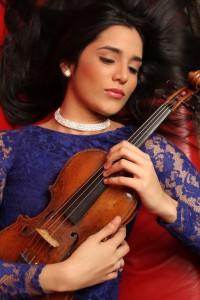 Violinista Aisha Syed