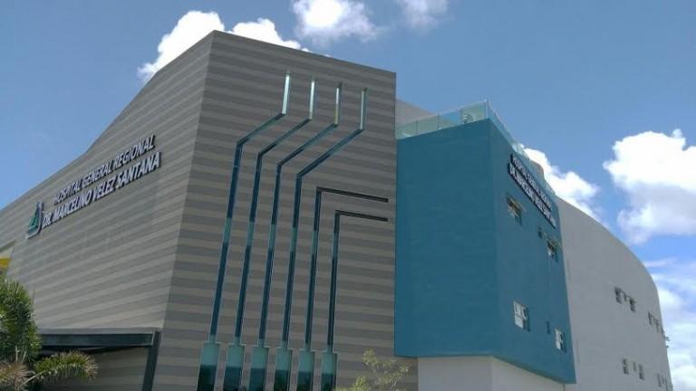 Amplación Hospital Marcelino Velez-Santana