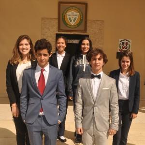 Estudiantes Colegio Luis Muñoz Rivera