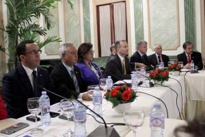 Gobierno y organismos avanzan agenda inclusión social