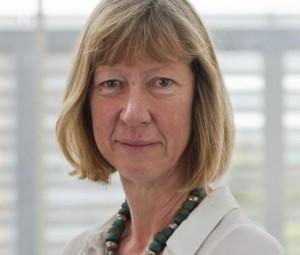 Penny Lawrence, vicedirectora Oxfam