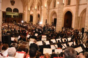 BR patrocina concieto VS en la catedral